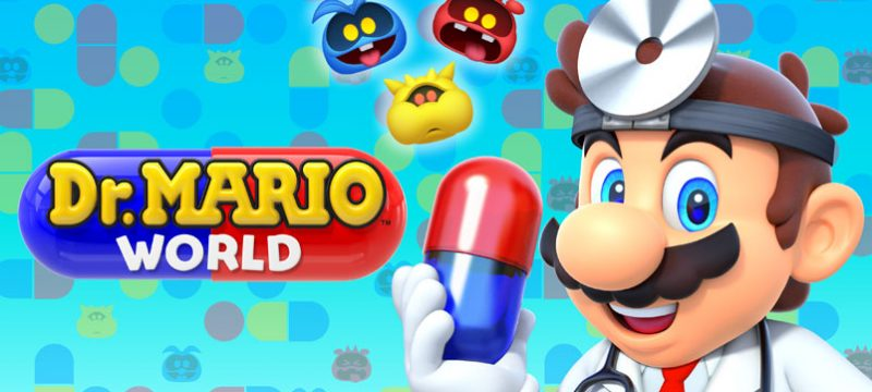 Dr Mario World iOS Android