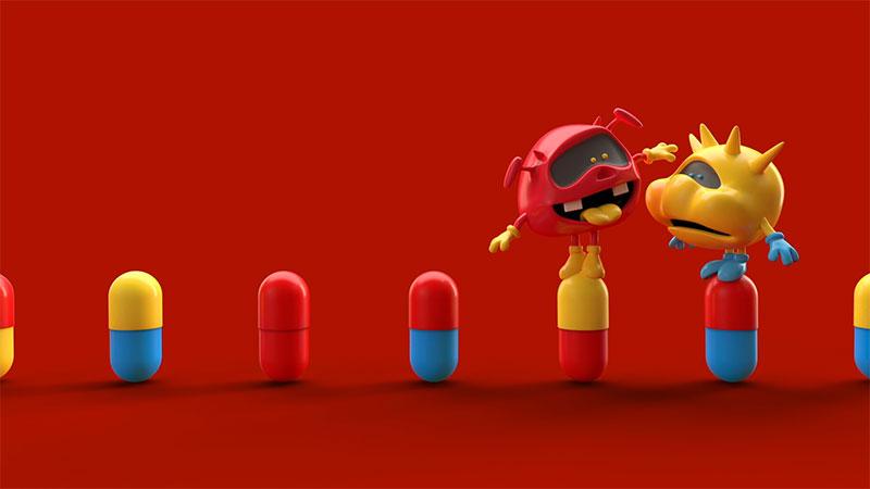 Dr Mario World virus