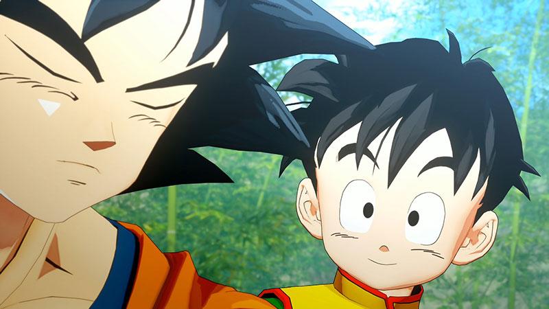 Dragon Ball Z Kakarot Goku Gohan