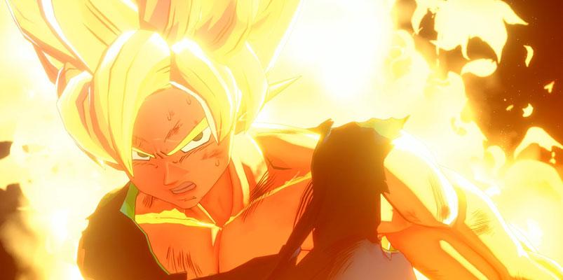 Dragon Ball Z: Kakarot llegará en 2020 y se presenta en E3 2019