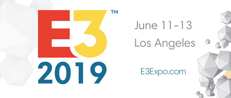 E3 2019 banner