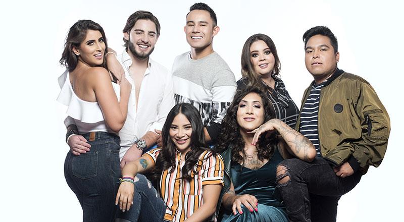 El Mundo Real Ciudad de Mexico elenco