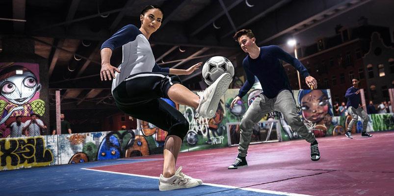 FIFA 20 traerá VOLTA Football, el mejor fútbol callejero del mundo
