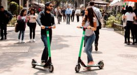 Fintonic asegura que scooters de Grin son los más usados en CDMX