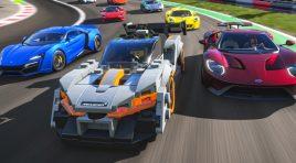 LEGO Speed Champions y Forza Horizon 4 se unen y crean una maravilla