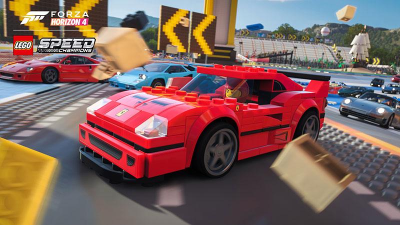 Forza Horizon 4 LEGO Speed Champions Ferrari F40