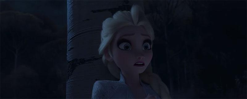 Frozen 2 trailer miedo