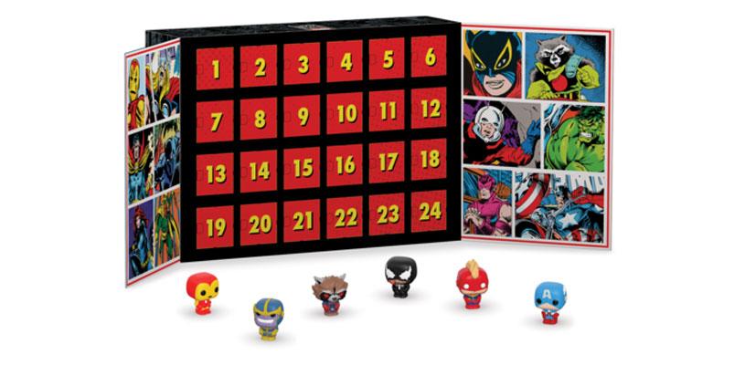 Funko Calendario de adviento 2019 Marvel