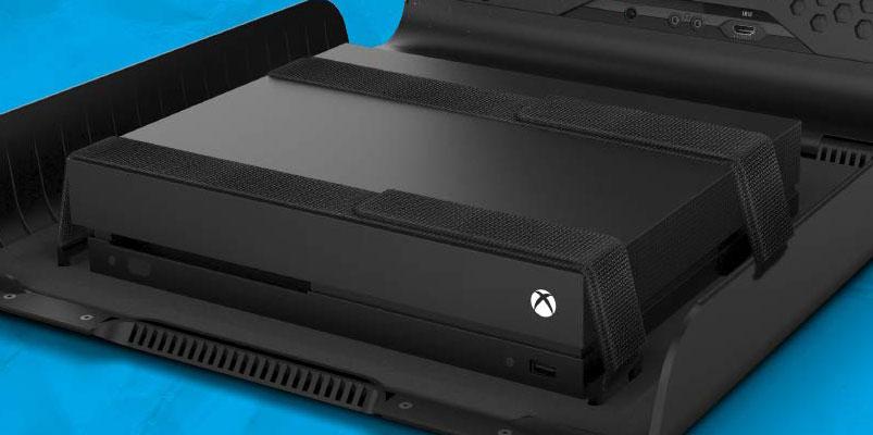 GAEMS te permite llevar tu PlayStation 4 o Xbox One a tus viajes
