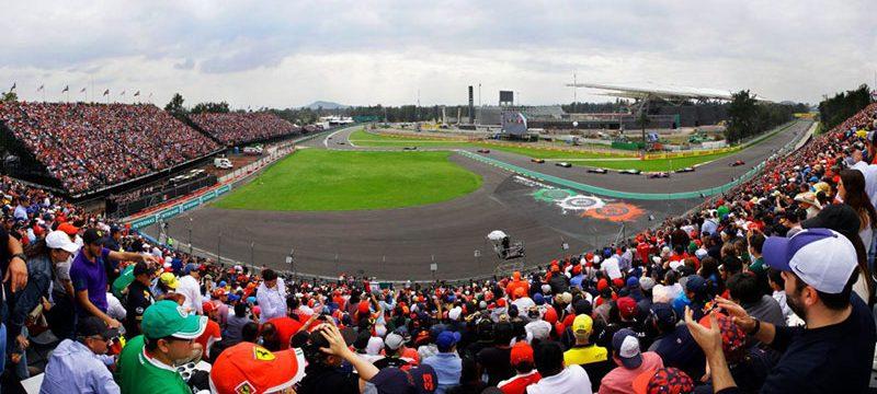 GP Mexico Grada 3A 2019