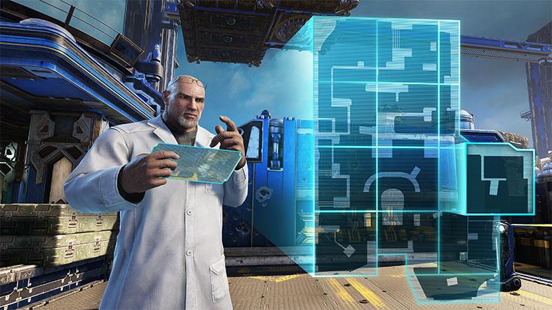 Gears 5 mapas