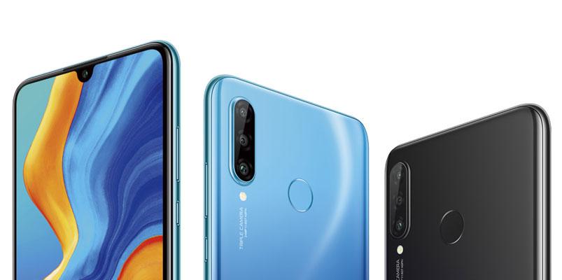 Huawei P30 lite garantia