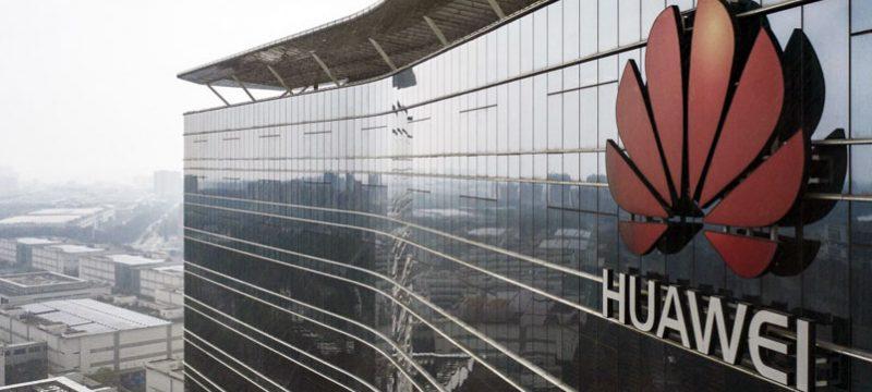 Huawei Trump no veto