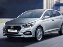 Hyundai Accent mayo 2019
