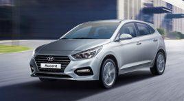 Hyundai Accent lidera las ventas de la marca en México