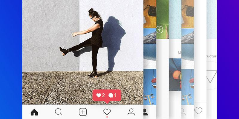 Instagram publicaciones