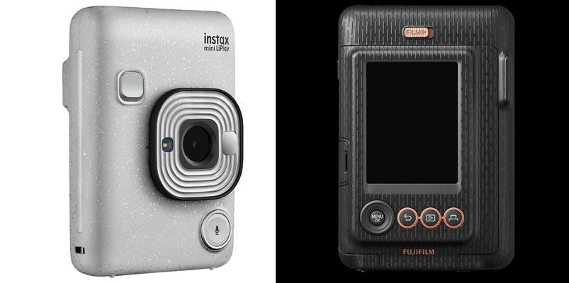 Instax Mini LiPlay, la cámara más pequeña de la familia llega a México