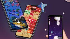 Dawn Dice Inc. presenta tres nuevos juegos móviles para Android
