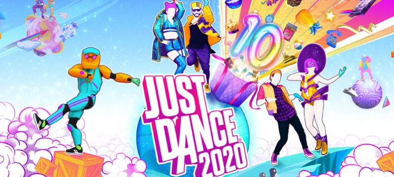 Just Dance 2020 canciones