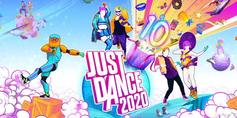 Las primeras 40 canciones reveladas para Just Dance 2020