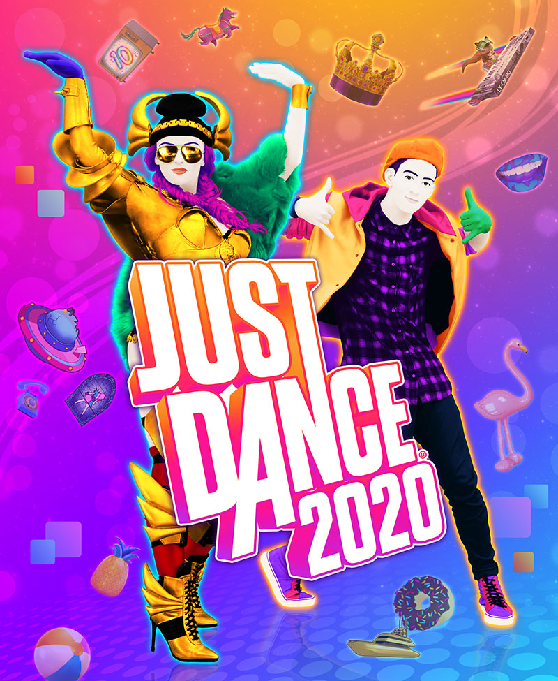 Just Dance 2020 poster