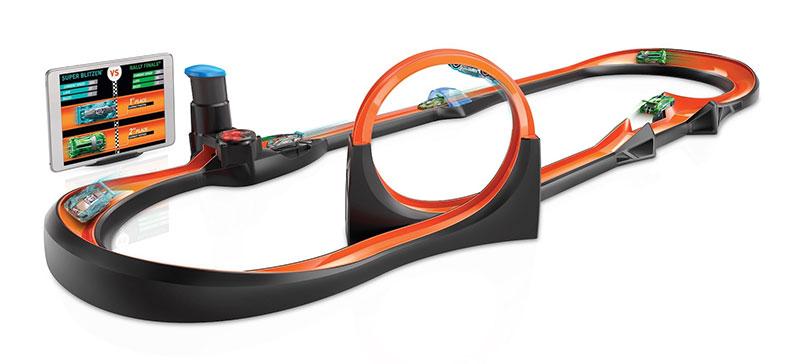 Kit Smart Track de Hot Wheels id