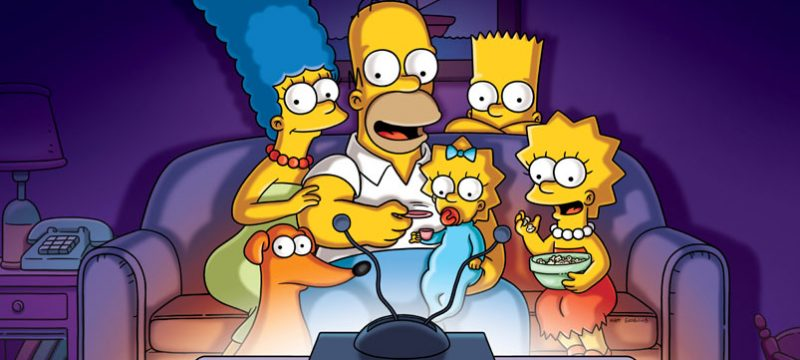 Los Simpsons D23 Expo 2019