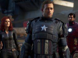 Marvels Avengers videojuego