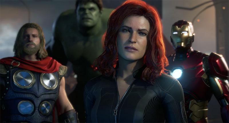 Marvels Avengers videojuego e3 2019