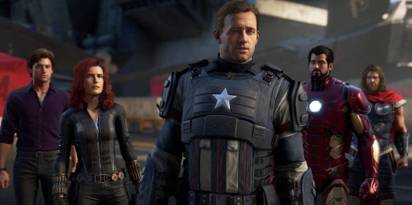 Marvel's Avengers de Square Enix llegaría el 15 de mayo de 2020