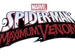 Marvels Spider-Man Maximum Venom logo