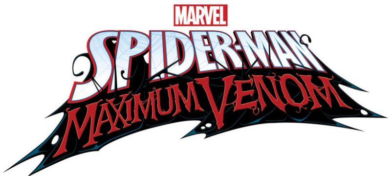 Marvels Spider-Man Maximum Venom logo
