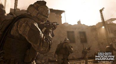 Modern Warfare DirectX Raytracing