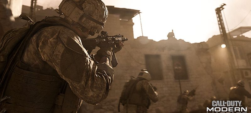 Modern Warfare DirectX Raytracing