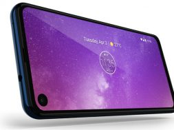 Motorola One Vision con AT&T