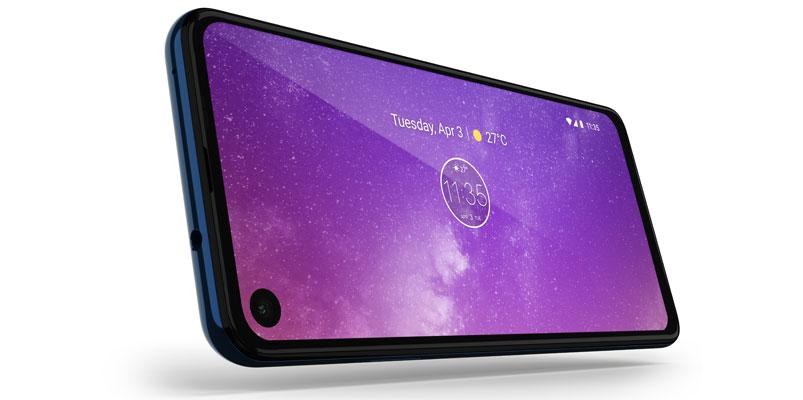 Precio y características de Motorola One Vision con AT&T