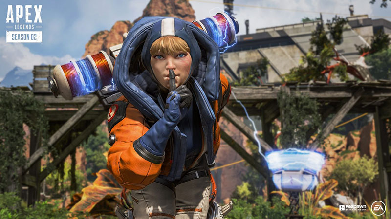 Natalie Wattson Paquette Apex Legends Temporada 2
