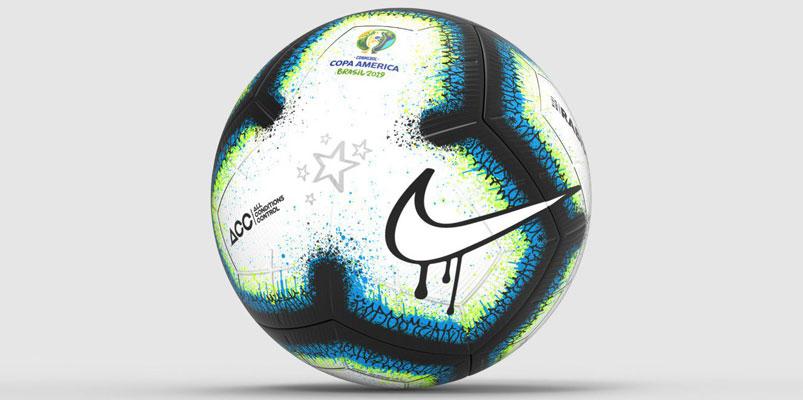 La tecnología de Nike Strike Rabisco, el balón de la Copa América 2019