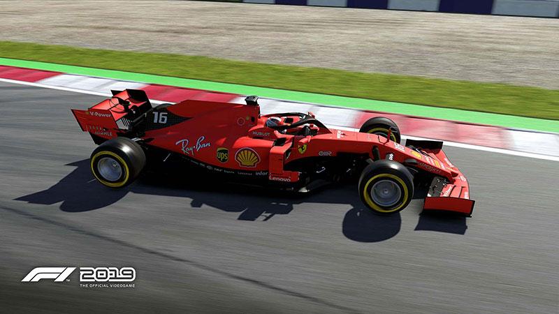 Novedades F1 2019 Ferrari