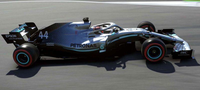 Novedades F1 2019 Mercedes