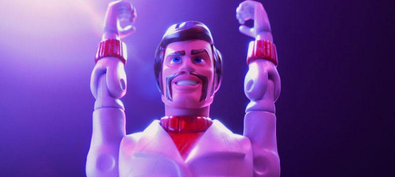 Pelicula animada Toy Story 4