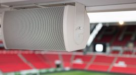 El Philips Stadion es el primer estadio con audio ArenaMatch