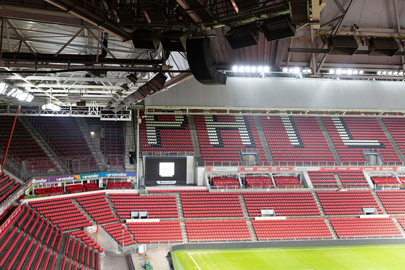 Philips Stadion Bose ArenaMatch Utility
