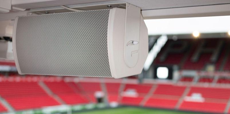 El Philips Stadion es el primer estadio con audio ArenaMatch