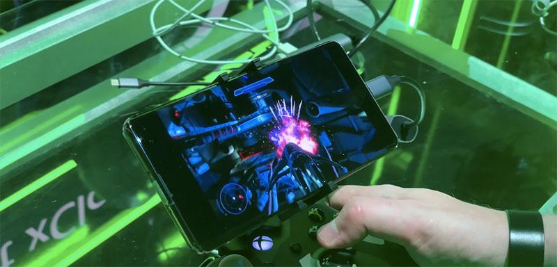Project xCloud E3 2019 demo