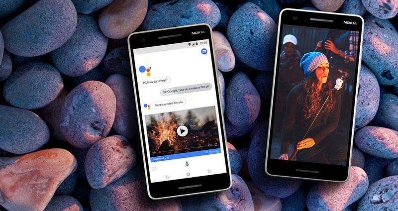 Qualcomm Nokia 5G equipos