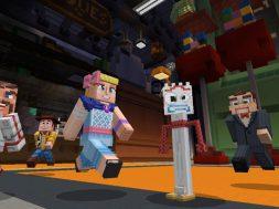 Toy Story 4 Minecraft