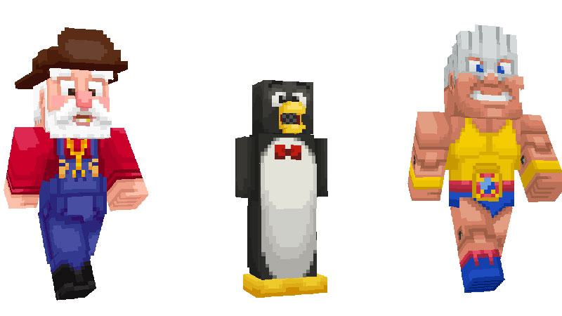 Toy Story 4 Minecraft personajes 4