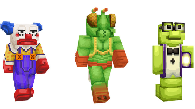 Toy Story 4 Minecraft personajes 6