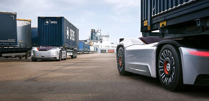 Vera Volvo Trucks presentacion